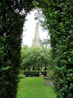 The verdure of London