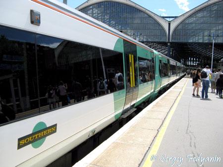 Поезд до Брайтона