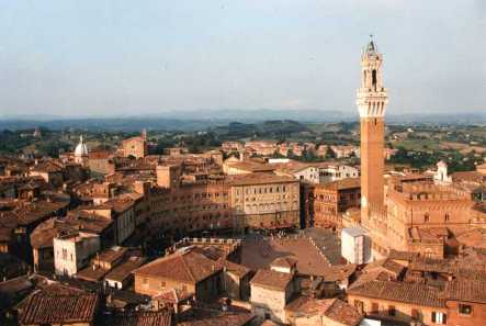 Италия университет сиены